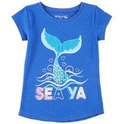 Reel Legends Little Girls Sea Ya Mermaid Tail