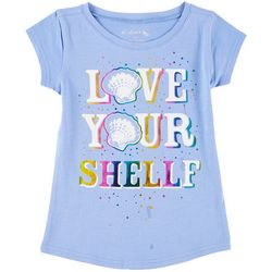 Reel Legends Big Girls Love Your Shellf T-Shirt