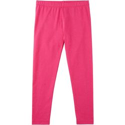 Kidtopia Little Girls Glitter Pull-On Leggings