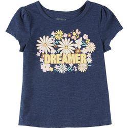 Kidtopia Little Girls Dreamer T-Shirt