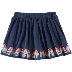 Kidtopia Little Girls Rainbow Skirt