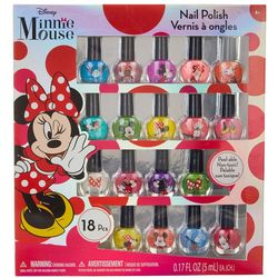 Disney Minnie Mouse 18-pc. Nail Polish Box Set