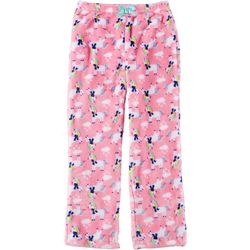 Rene Rofe Big Girls Unicorn Print Pajama Pants