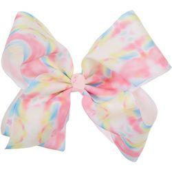 Riviera Girls Large Tie Dye Bow