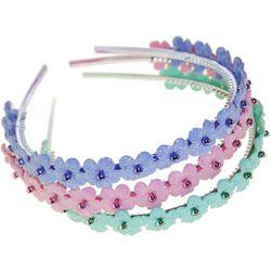 Riviera Girls Trio Jelly Flower Headband
