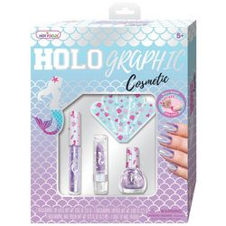 Hot Focus Holographic Mermaid Cosmetic Set