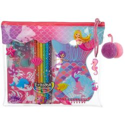 Hot Focus 18-pc. Mermaid Color-Me Notebook Set
