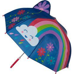 Stephen Joseph Girls Rainbow Umbrella