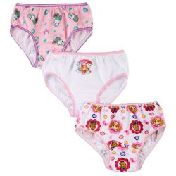 Nickelodeon Paw Patrol Girls 3-pk. Brief Panties