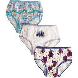 Disney Toddler Girls 3-pk. Frozen Brief Panties