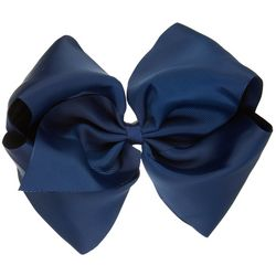 On The Verge Girls Basic Large Bow Hair Clip