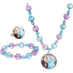 Disney Frozen II Girls 3-pc. Necklace Set