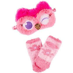 Limited Too Girls 2-pc. Owl Sleep Mask & Socks Set