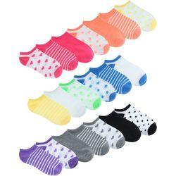 Charlotte Girls 20-pk. Multi Print Socks