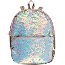 Capelli Kids Reversible Sequin Mini Backpack