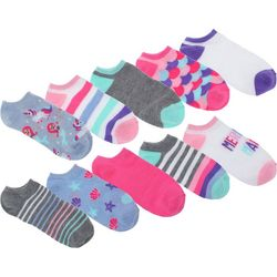 Charlotte Girls 10-pk. Mermaid Magic Socks Set