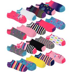 Charlotte Girls 20-pk. Sea Creatures Socks Set