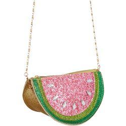 Olivia Miller Girls Melon & Lemon Handbag