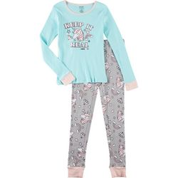 Limited Too Big Girls 2-pc. Unicorn Pajama Pants Set