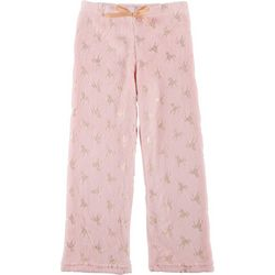 Limited Too Little Girls Shiny Unicorn Pajama Pants