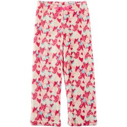 Limited Too Little Girls Heart Print Pajama Pants