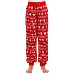 Jelli Fish Inc. Big Girls Reindeer Pajama Pants