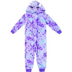 Jelli Fish Inc. Toddler Girls Unicorn Sleeper Pajamas