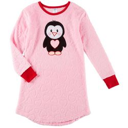 Jelli Fish Inc. Big Girls Penguin Nightgown