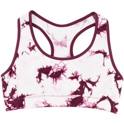 Maidenform Girl Girls Seamless Tie Dye Sports Bra