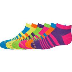 Gold Toe Big Girls 6-pk. Flat Liner Socks