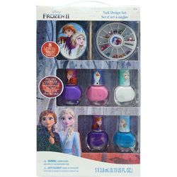 Disney Frozen 8-pc Peelable Nail Design Set