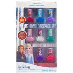 Disney Frozen 8-pc Peelable Nail Polish Set
