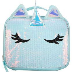 UPD Girls Sequin Unicorn Lunch Bag
