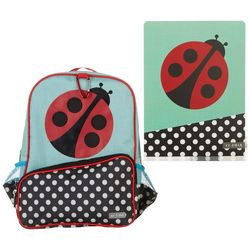 Little JJ Cole Girls Ladybug Backpack