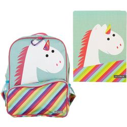 Little JJ Cole Girls Unicorn Backpack