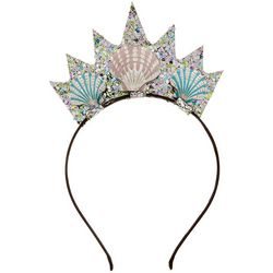 Nicole Miller Girls Mermaid Crown