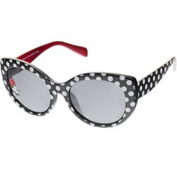 Disney Minnie Mouse Girls Polka Dot Sunglasses