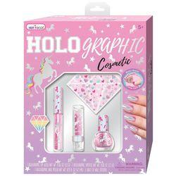 Hot Focus Holographic Unicorn Cosmetic Kit
