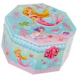 Hot Focus Musical Mermaid Jewelry Box