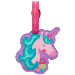 Stephen Joseph Girls Unicorn Luggage Tag