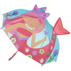 Stephen Joseph Girls Mermaid Umbrella