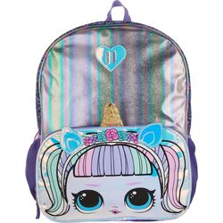 LOL Surprise Girls Unicorn Backpack