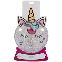 Capelli Girls 2-pc. Unicorn Necklace & Earrings Set