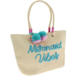Capelli Girls Mermaid Vibes Tote Bag