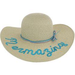 Capelli Girls Mermazing Straw Hat