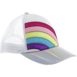Capelli Girls Rainbow Glitter Hat