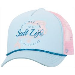 Salt Life Girls Mermaid Paradise Trucker Hat