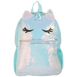 UPD Girls Sequin Unicorn Backpack