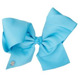 Nickelodeon JoJo Girls Solid Heart Hair Bow