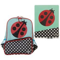 Little JJ Cole Girls Ladybug Backpack